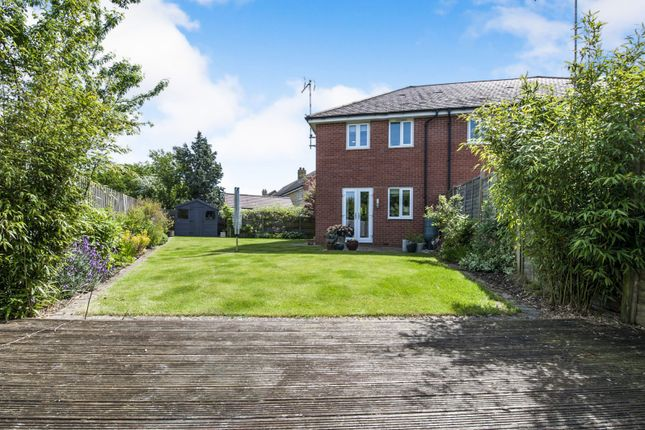 Thumbnail End terrace house to rent in Gilligans Way, Faringdon