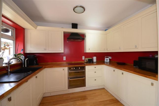 Thumbnail Detached house for sale in Viking Way, Pilgrims Hatch, Brentwood, Essex