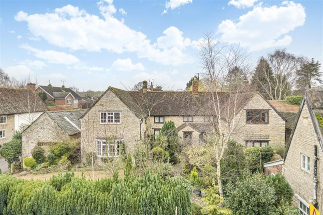 Detached house for sale in High Street, Sharnbrook, Bedford