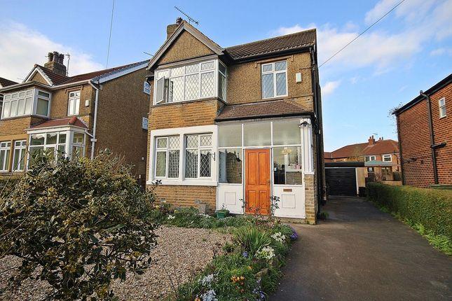 Thumbnail Detached house for sale in Baronsmead, Halton, Leeds