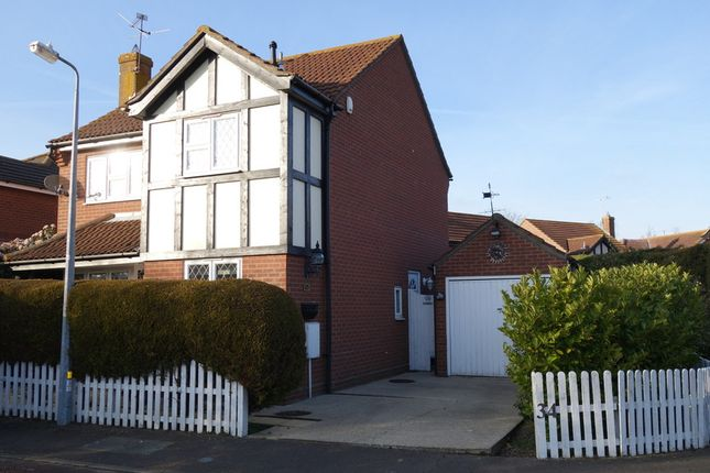 Thumbnail Detached house to rent in Beaumont Close, Colchester