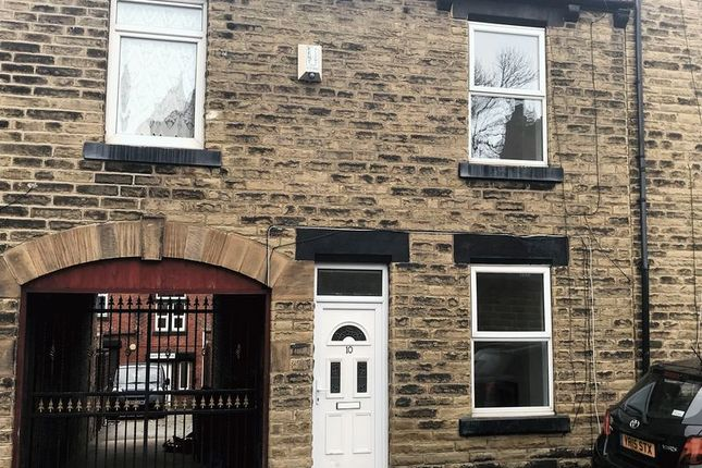 Thumbnail Terraced house to rent in Beech Street, Barnsley