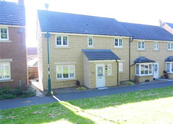 Thumbnail Semi-detached house for sale in Murray Park, Stanley