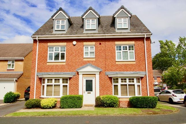 Thumbnail Detached house for sale in Richardson Way, Rugeley, Staffs