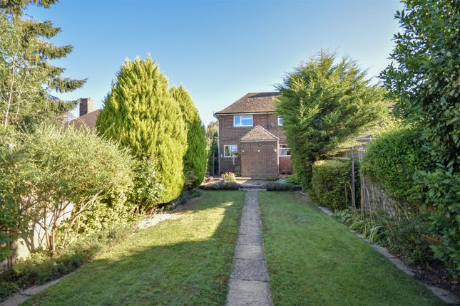 Thumbnail Semi-detached house for sale in High Street North, Stewkley, Leighton Buzzard