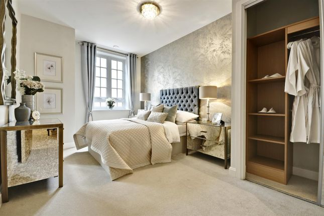 Bedroom of Beck House, Twickenham Road, Isleworth TW7