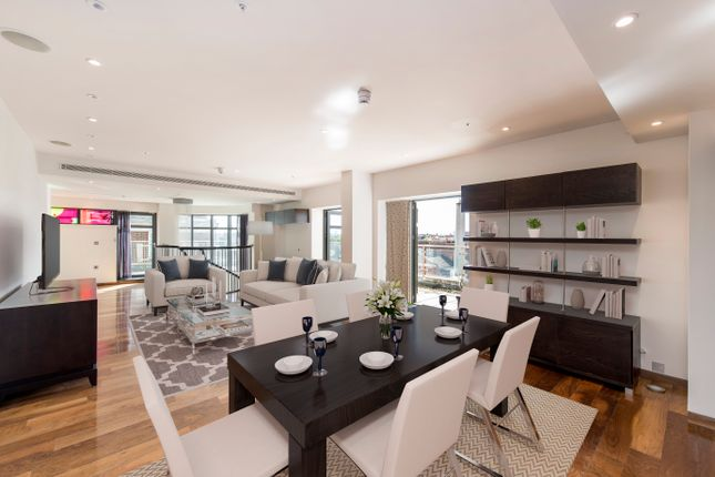 Thumbnail Duplex to rent in North Row, London
