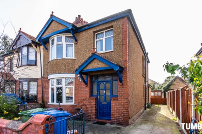 Thumbnail Semi-detached house for sale in Clwyd Avenue, Rhyl