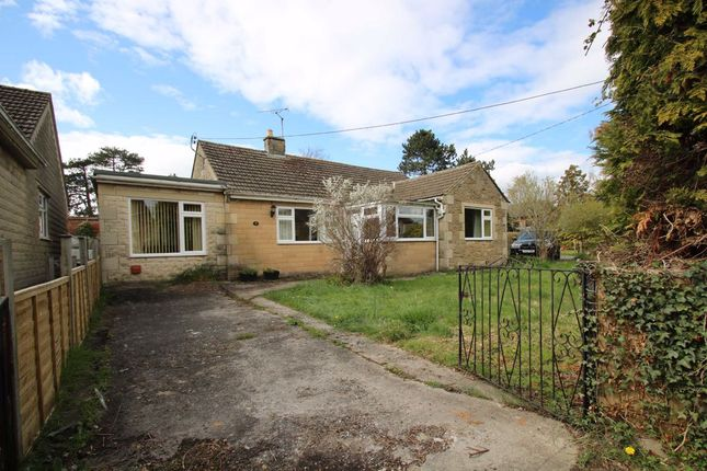Detached bungalow for sale in Church Street, Southwick, Wiltshire