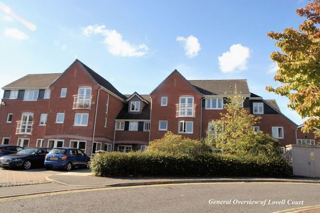 Thumbnail Flat to rent in Lovell Court, Parkway, Holmes Chapel