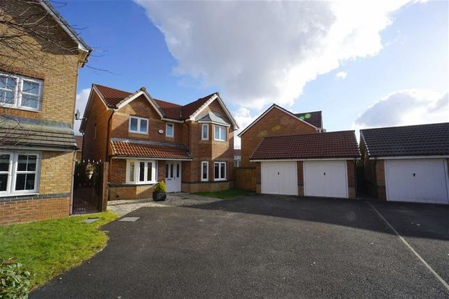 Thumbnail Detached house to rent in Madison Park, Westhoughton, Bolton