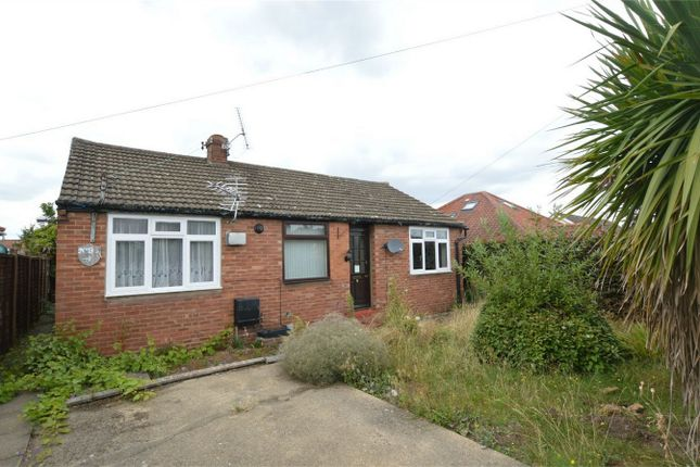 Thumbnail Detached bungalow for sale in Smithdale Road, New Costessey, Norwich, Norfolk