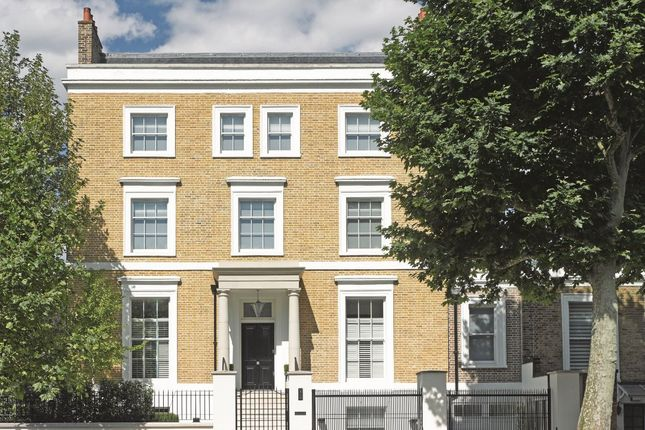 Thumbnail Detached house for sale in Hamilton Terrace, St John's Wood, London
