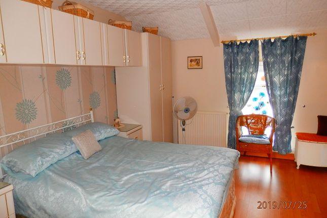Bedroom of Victoria Street, Treherbert, Rhondda Cynon Taff. CF42