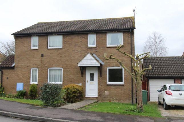 Thumbnail Semi-detached house for sale in Castlehaven Close, Chippenham