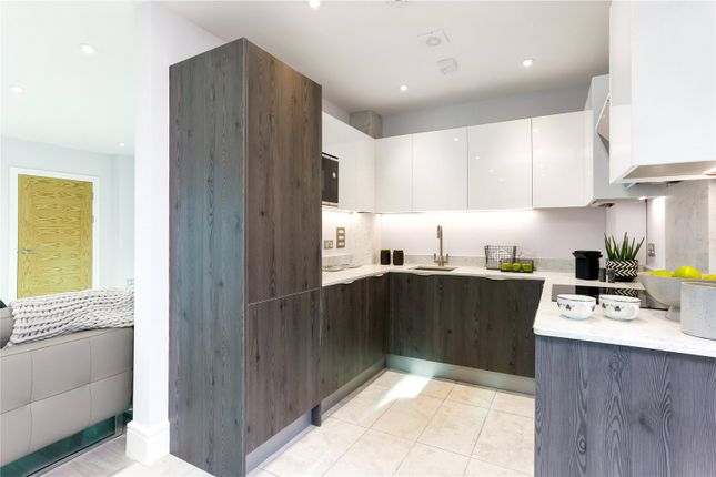 Thumbnail Flat for sale in Bridge House, Roding Road, Loughton, Essex