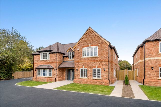 Thumbnail Detached house for sale in Plot 1, Maidens Green, Winkfield, Windsor