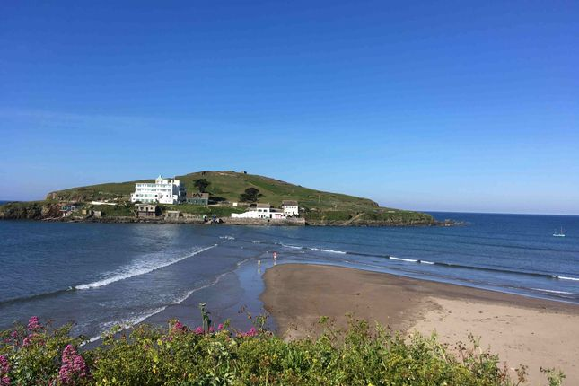 Thumbnail Land for sale in Ringmore Drive, Bigbury On Sea