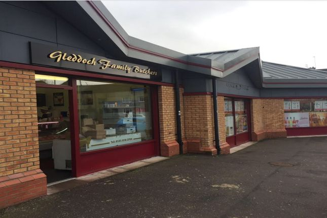 Thumbnail Retail premises to let in Gleddoch Road, Penilee