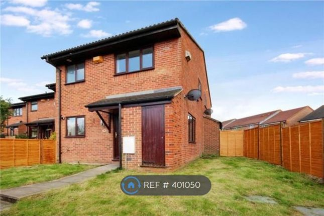 Thumbnail End terrace house to rent in Sandpiper Way, Orpington