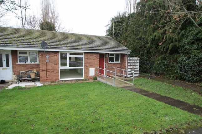 Thumbnail Bungalow for sale in The Bungalows, Millers Close, Welford On Avon, Stratford-Upon-Avon