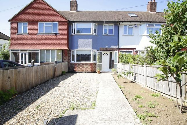 Thumbnail Terraced house for sale in Cotton Hill, Bromley
