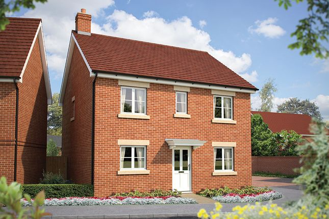 """4 bedroom detached house for sale in """"The Buxton"""" at Winchester Road, Hampshire, Botley"""