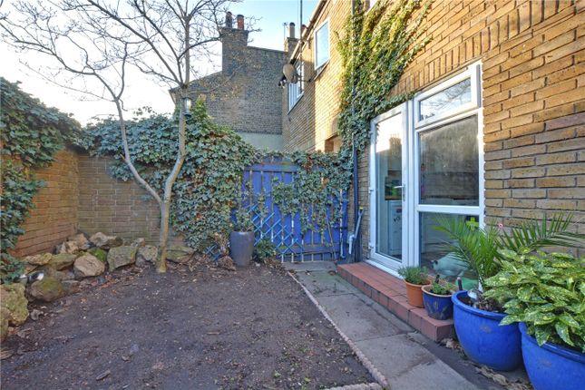 Front Garden of Dutton Street, Greenwich, London SE10