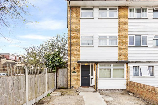 Thumbnail Terraced house for sale in Erskine Road, London