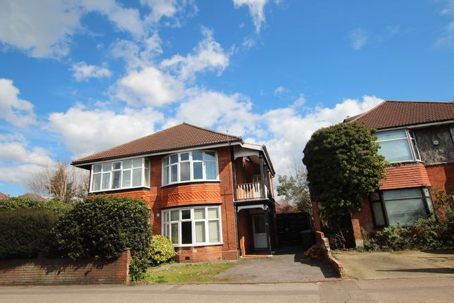 Thumbnail Detached house for sale in Richmond Park Road, Bournemouth