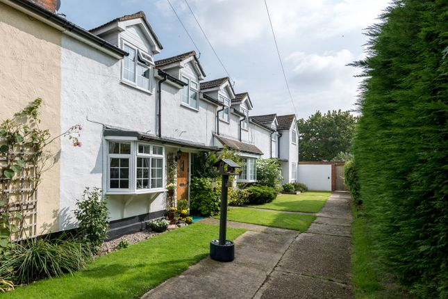 Thumbnail Terraced house for sale in Highwood Road, Writtle, Chelmsford