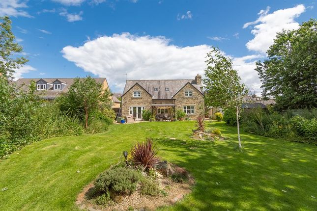 Thumbnail Detached house for sale in Knitsley Nook, Consett
