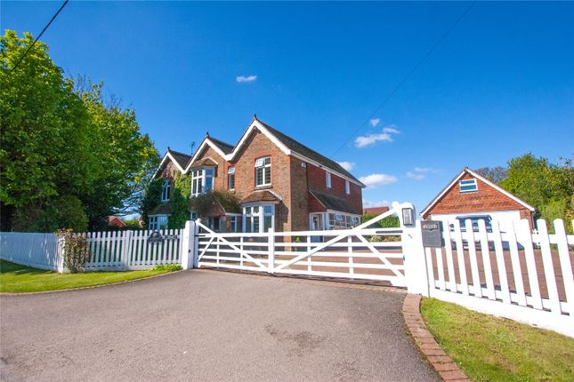 Thumbnail Detached house for sale in Lawyers Lane, Henfield, West Sussex