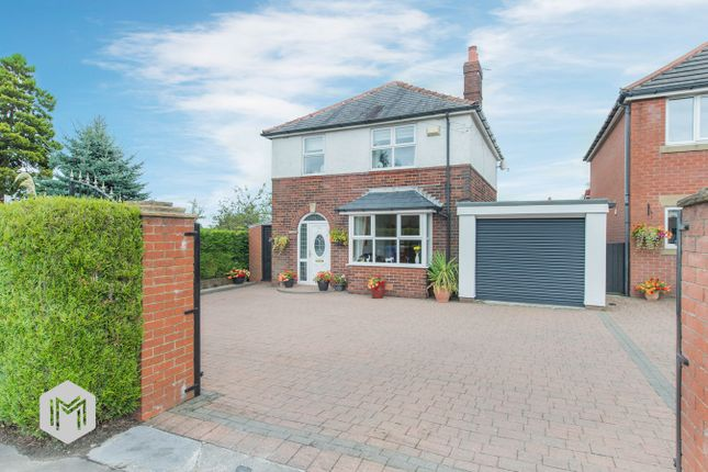 Thumbnail Detached house for sale in Preston Road, Clayton-Le-Woods, Chorley