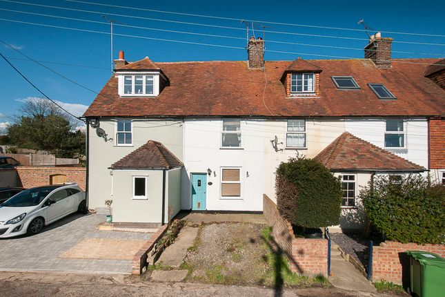 Thumbnail Terraced house for sale in Forstal Road, Lenham Heath