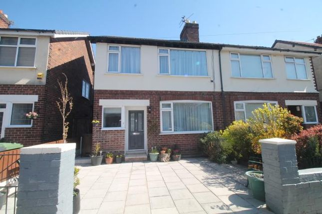 3 bed semi-detached house for sale in Brookfield Avenue, Waterloo, Liverpool L22
