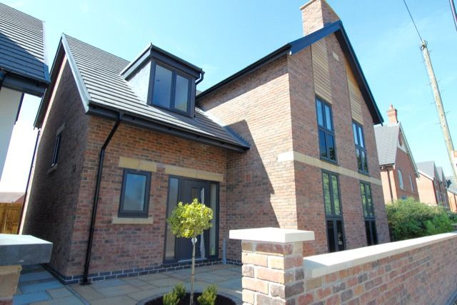 Thumbnail Detached house for sale in Honey Pot Close, Long Eaton