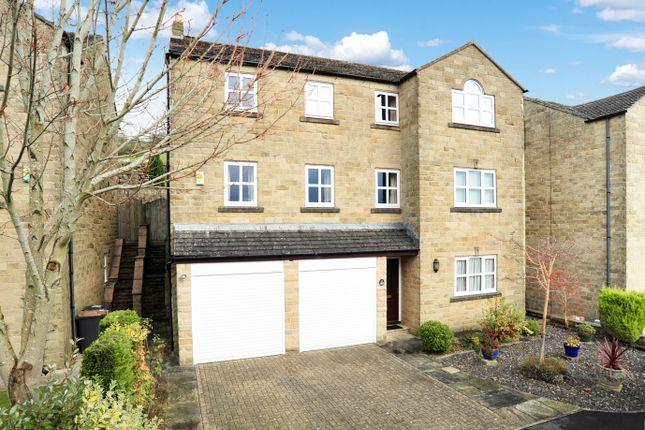 5 bed detached house for sale in Springfield Way, Pateley Bridge, Harrogate