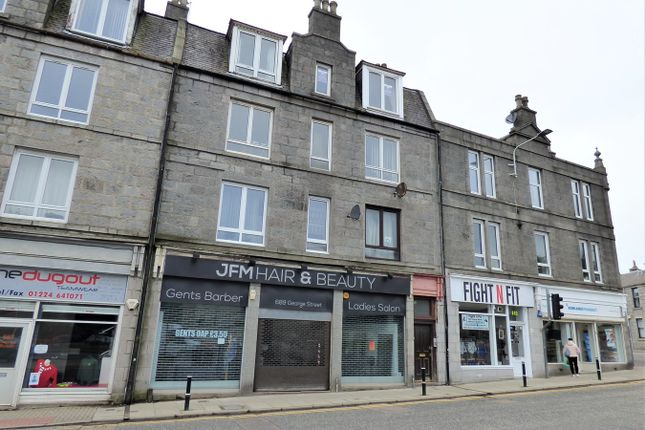 1 bed flat for sale in George Street, Aberdeen AB25