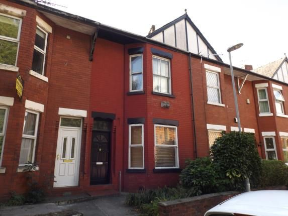 Thumbnail Terraced house for sale in Carill Drive, Ladybarn, Manchester, Greater Manchester