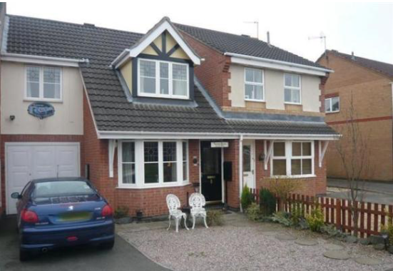 Thumbnail Semi-detached house to rent in Lancelot Close, Leicester Forest East