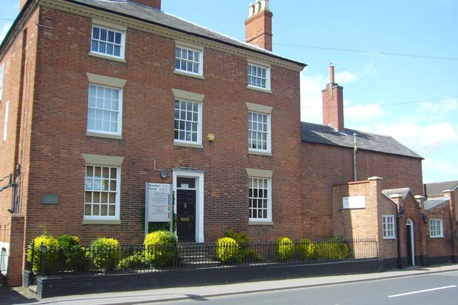 Office to let in Office Suites, Brooklyn House, 44 Brook Street, Shepshed, Leicestershire