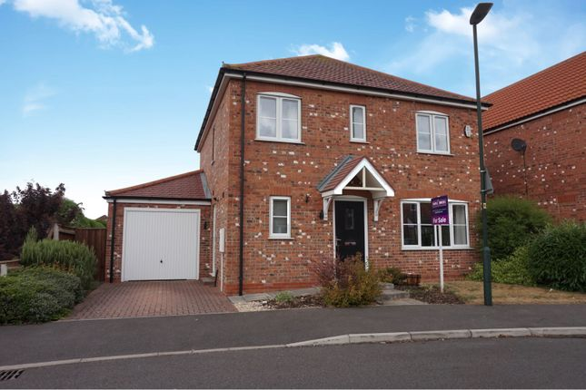 Thumbnail Detached house for sale in Cottesmore Road, Cleethorpes