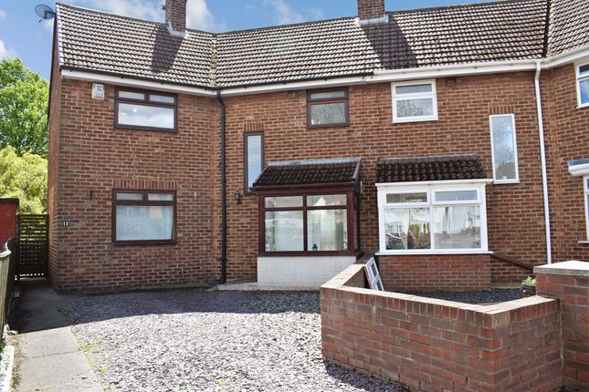 Thumbnail Semi-detached house to rent in Sycamore Avenue, Dinnington, Newcastle Upon Tyne