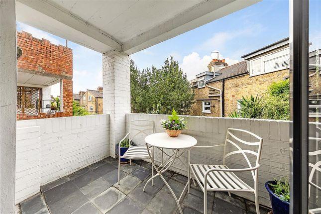 Balcony of Queenstown Road, London SW8