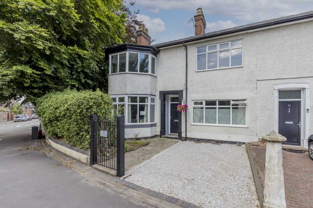 Thumbnail Flat for sale in Cocknage Road, Stoke On Trent