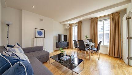 Thumbnail Flat to rent in Nottingham Place, Marylebone, London