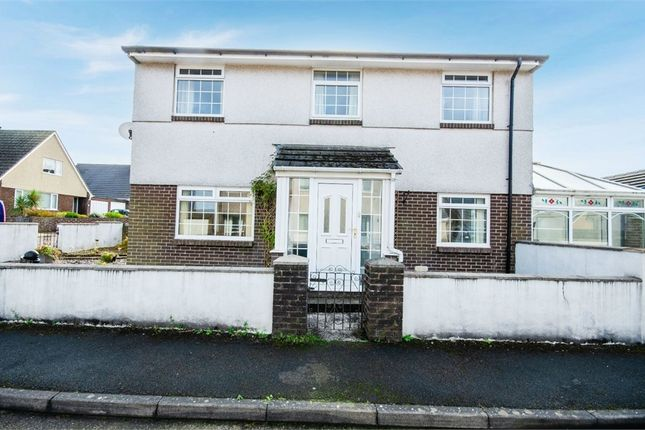 Thumbnail Detached house for sale in Springfield Gardens, Bigrigg, Egremont, Cumbria