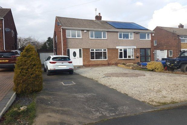 Thumbnail Semi-detached house to rent in Marton-In-Cleveland, Middlesbrough