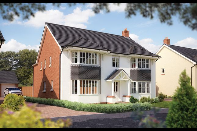 """Thumbnail Detached house for sale in """"The Ascot"""" at Pixie Walk, Ottery St. Mary"""